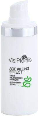 Vis Plantis Age Killing Effect sérum antiarrugas con veneno de serpiente 1