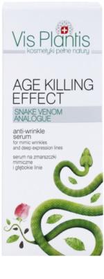 Vis Plantis Age Killing Effect sérum antiarrugas con veneno de serpiente 3