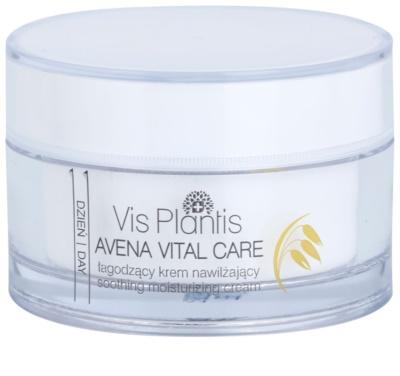 Vis Plantis Avena Vital Care nyugtató krém az érzékeny arcbőrre
