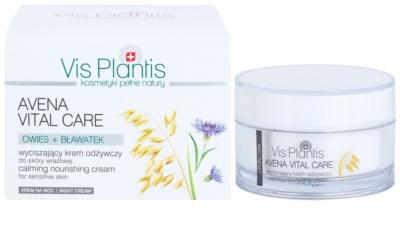Vis Plantis Avena Vital Care crema de noapte extrem de hrănitoare 2