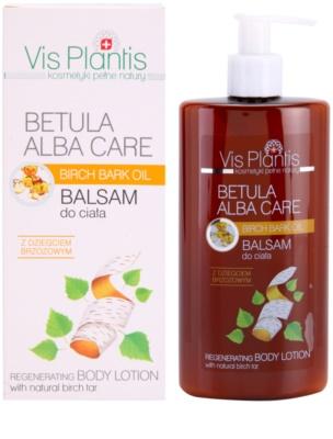 Vis Plantis Betula Alba Care leche corporal regeneradora 1