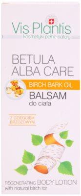 Vis Plantis Betula Alba Care lapte de corp regenerator 2