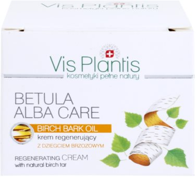 Vis Plantis Betula Alba Care crema de fata regeneratoare 3