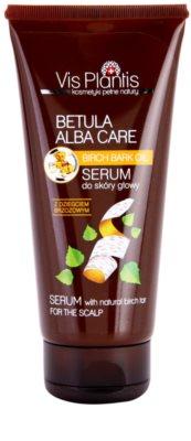 Vis Plantis Betula Alba Care sérum para cuero cabelludo