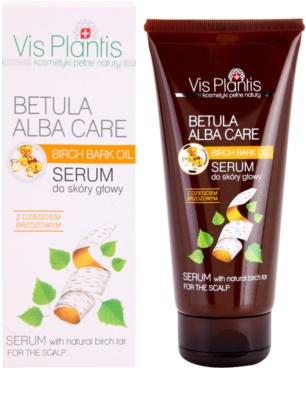 Vis Plantis Betula Alba Care sérum para cuero cabelludo 1