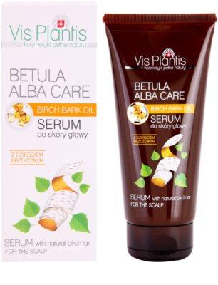 Vis Plantis Betula Alba Care szérum a fejbőrre 1