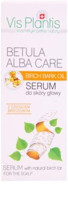Vis Plantis Betula Alba Care sérum para cuero cabelludo 2