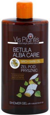 Vis Plantis Betula Alba Care gel de ducha suave