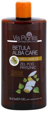 Vis Plantis Betula Alba Care jemný sprchový gel