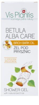 Vis Plantis Betula Alba Care gel de duche suave 2