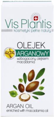 Vis Plantis Care Oils arganový olej na obličej, tělo a vlasy 3