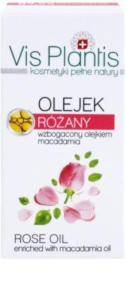 Vis Plantis Care Oils růžový olej na obličej 3