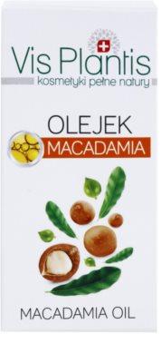 Vis Plantis Care Oils óleo de macadâmia para rosto e corpo 3