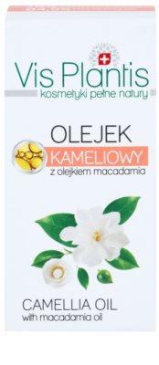 Vis Plantis Care Oils aceite de camelia  y macadamia para cara, cuerpo y cabello 2