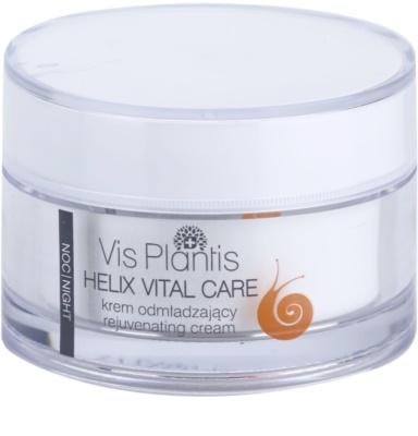 Vis Plantis Helix Vital Care Anti-Aging Nachtcreme mit Snail Extract