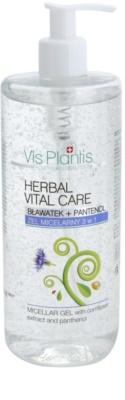 Vis Plantis Herbal Vital Care мицеларен гел 3 в 1