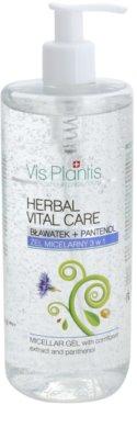 Vis Plantis Herbal Vital Care gel micelar  3 en 1