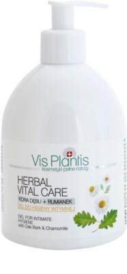 Vis Plantis Herbal Vital Care beruhigendes Gel für die intime Hygiene
