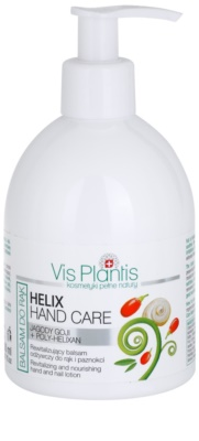 Vis Plantis Helix Hand Care bálsamo regenerador  para mãos e unhas