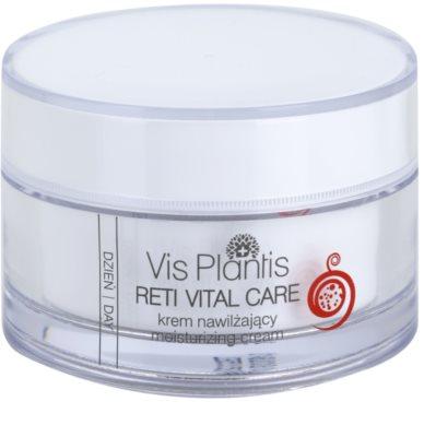 Vis Plantis Reti Vital Care денний крем проти зморшок зі зволожуючим ефектом
