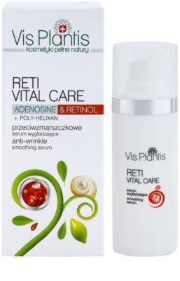 Vis Plantis Reti Vital Care wygładzające serum do twarzy przeciw zmarszczkom 2