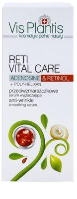 Vis Plantis Reti Vital Care wygładzające serum do twarzy przeciw zmarszczkom 3