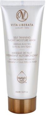 Vita Liberata Skin Care önbarnító éjszakai hidratáló maszk