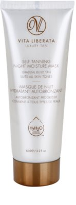Vita Liberata Skin Care samoopalovací noční hydratační maska