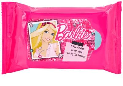 VitalCare Barbie Feuchttücher für Kinder
