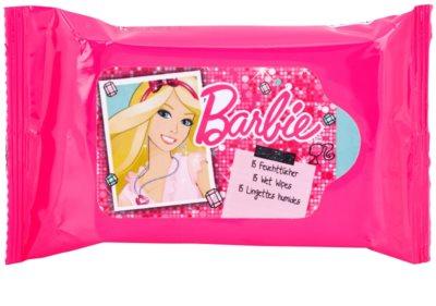 VitalCare Barbie vlažni robčki za otroke