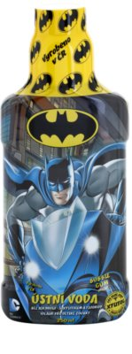 VitalCare Batman enjuague bucal para niños
