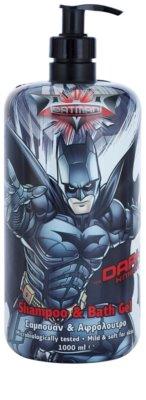 VitalCare Batman champô e gel de banho para crianças 2 em 1