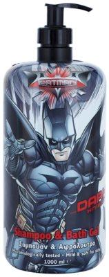 VitalCare Batman šampón a sprchový gél pre deti 2v1