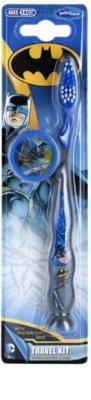 VitalCare Batman Kinderzahnbürste mit Reise-Etui