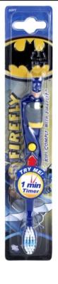 VitalCare Batman zobna ščetka za otroke z utripajočim časomerom