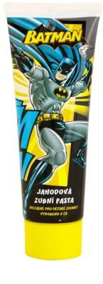 VitalCare Batman зубна паста для дітей з ароматом полуниці
