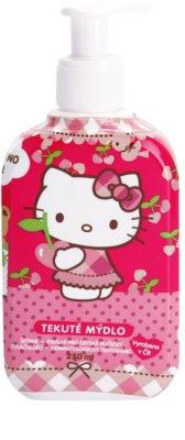 VitalCare Hello Kitty sabonete líquido para crianças
