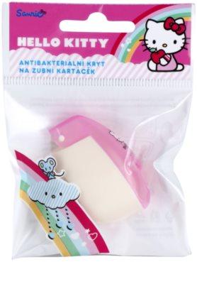 VitalCare Hello Kitty antibakterijski pokrovček za zobno ščetko 3