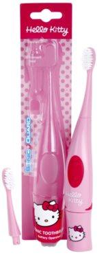 VitalCare Hello Kitty cepillo de dientes para niños con cabezal de recambio 2