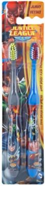 VitalCare Justice League escovas de dentes para crianças 2 pçs