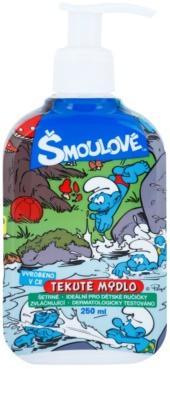 VitalCare The Smurfs tekuté mydlo pre deti