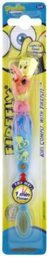 VitalCare SpongeBob Kinderzahnbürste mit blinkender Schaltuhr weich
