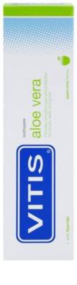 Vitis Aloe Vera zobna pasta za popolno zaščito zob in svež dah 2