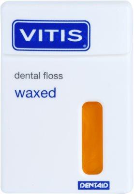 Vitis Dental Floss hilo dental con cera