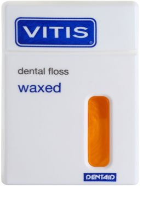 Vitis Dental Care hilo dental con cera