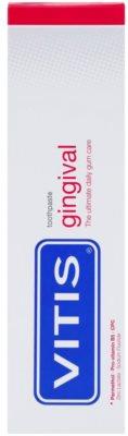 Vitis Gingival pasta de dinti anti-placa bacteriana  si gingii sănătoase 2