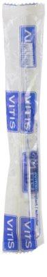 Vitis Implant Sulcular Zahnbürste für die Nutzer von festen Klammern oder Brücken weich 2