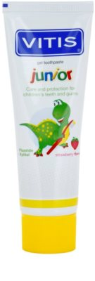 Vitis Junior gel dentífrico  para crianças