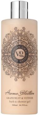 Vivian Gray Aroma Selection Grapefruit & Vetiver sprchový a kúpeľový gél