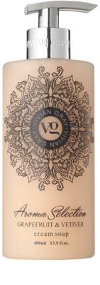 Vivian Gray Aroma Selection Grapefruit & Vetiver jabón líquido cremoso